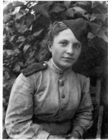Салко (Воронина) София Максимовна