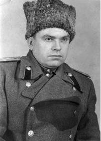 Постригань Василий Михайлович 1907 г.р.
