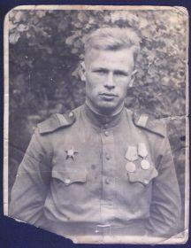 Егоров Иван Петрович
