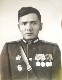 Оспанов Ислям Тенизович
