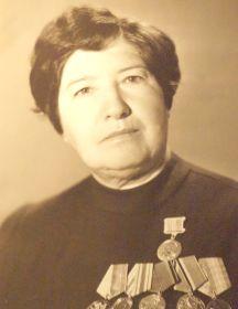 Солдатова (Штоколова) Евгения Васильевна