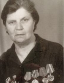 Панфилова Вера Михайловна