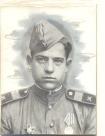 Чеканов Александр Тихонович