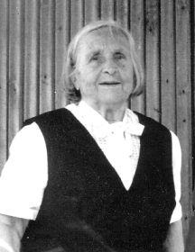 Болотина (Резуева) Елизавета Андриановна