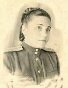 Филиппова Мария Николаевна