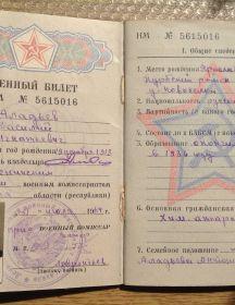 Аладьев Василий Игнатьевич