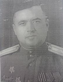 Пархоменко Федор Афанасьевич