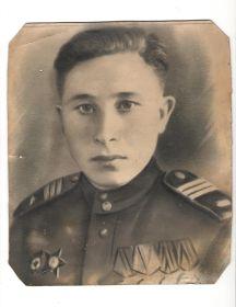 Локтев Петр Сергеевич