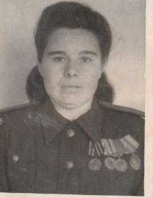 Ларионова (Доронина) Клавдия Петровна