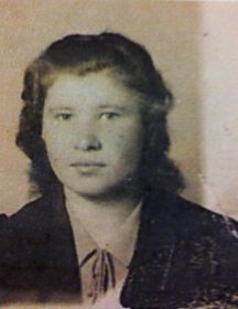 Черкасова Евдокия Максимовна
