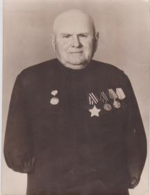 Хомич Григорий Ксенофонтович