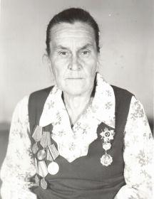 Привалова (терехова) Мария Кузьмовна