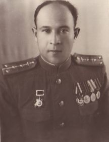 Овчухов Павел Дмитриевич 1918-1983
