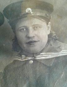 Николаева (Кузнецова) Клавдия Семеновна