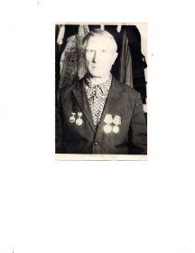 Федяев Илья Петрович
