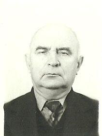 Шереметьев Илья Федорович (1918 - 1982)