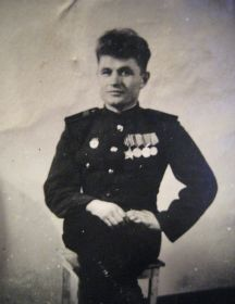 Соловьев Дмитрий Лукьянович 1921 г.р.