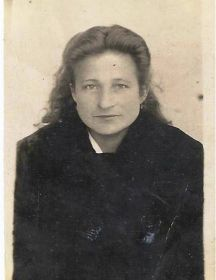 Пронина (Сокова) Евдокия Степановна