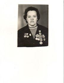 Балашова  (Соина) Зинаида Ильинична