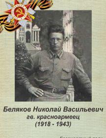Беляков Николай Васильевич