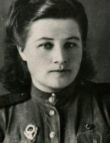Денисова (Захарова) Елена Ивановна