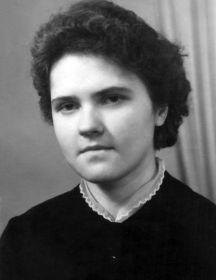 Волохова (Меркулова) Вера Николаевна