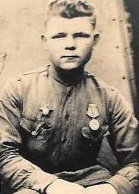 Игнатов Николай Елисеевич