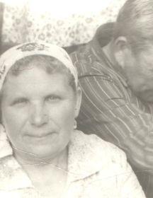 Попова (Овчинникова) Прасковья Михайловна