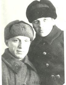 Бурыкин Василий Прокофьевич