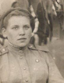 Иванова (Назарова) Серафима Емельяновна