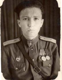 Юнусов Юрий Даметович
