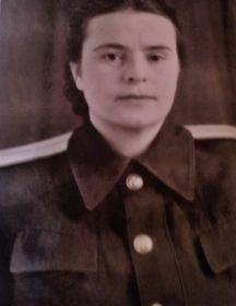 Фриденштейн ( урождённая Устименко) Нина Лукинична.