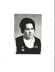 Литвинова Ольга Кирилловна