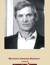 Молчанов Николай Иванович