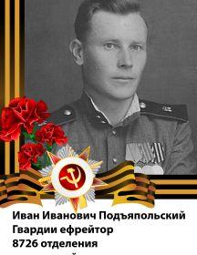 Подъяпольский Иван Иванович