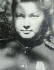 Баранова (Киселева) Ольга Яковлевна