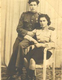 Маршавина (Соболева) Лариса Семеновна