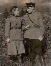 Захарова (Беленкова) Вера Ивановна