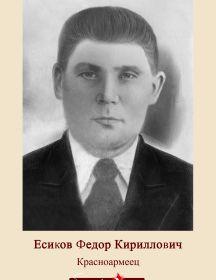 Есиков Федор Кириллович