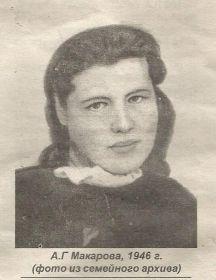 Макарова АннаГригорьевна