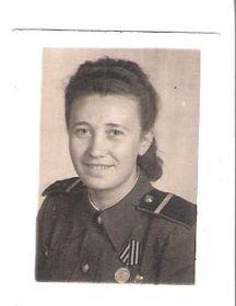 Федорей (Шаева) Лидия Арефьевна