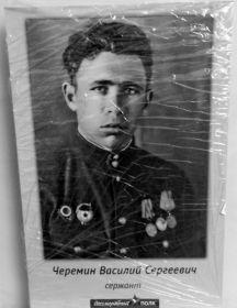 Черемин Василий Сергеевич