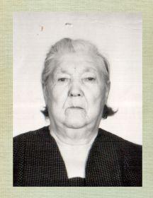 Лаганкина Мария Дмитриевна