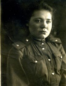 Данилова Олимпиада Захаровна