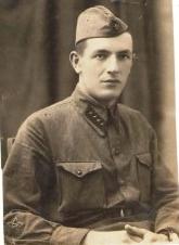 Шахаратов Михаил Михайлович - родной брат моего дедушки