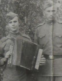 Божко Фёдор Сергеевич