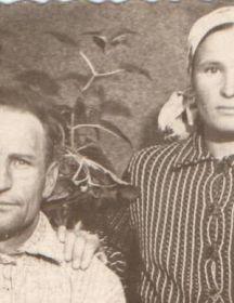 Овчинникова Варвара Михайловна и Монин Василий Афанасьевич