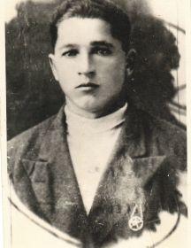 Унта Кирилл Михайлович