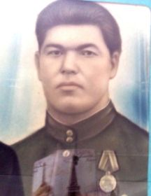 Сыргашев Георгий Степанович