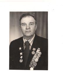 Филиппов Павел Михайлович